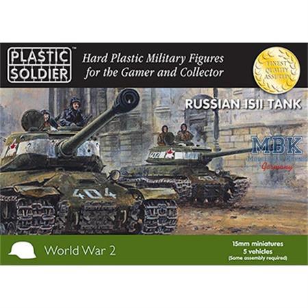 Russian IS2 Tank 15mm