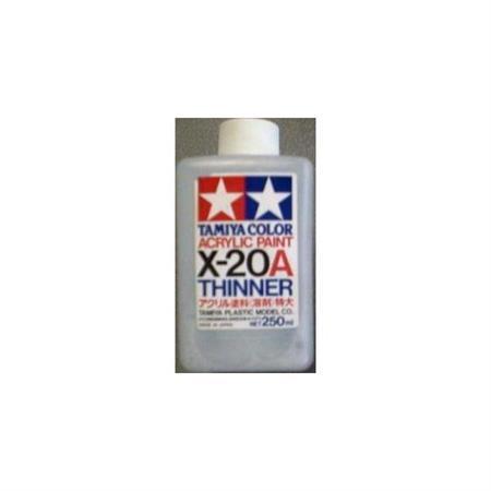 X-20A Acrylic Thinner - Verdünner für Acrylfarben