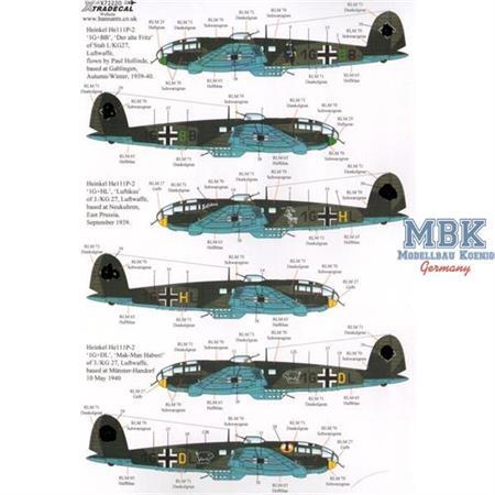 Heinkel He-111P-2
