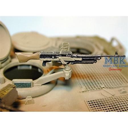 ISRAELI FN MAGS & Swivel mounts (Qty-4)
