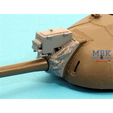 T55 Series Mantlet & KDT-2 LRF