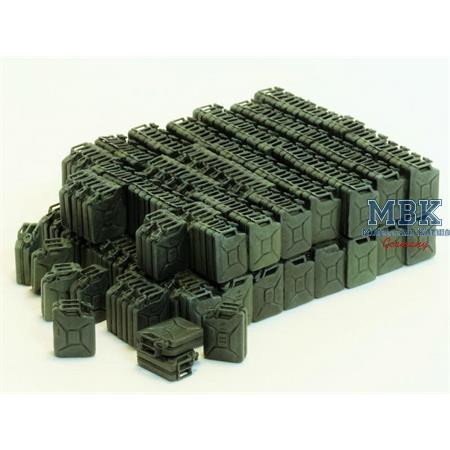Bulk Jerry can load