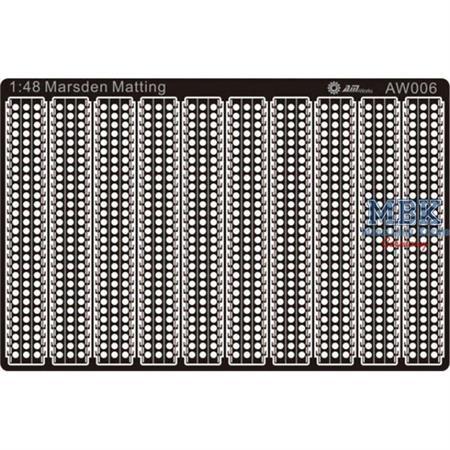 marsden matting (p.s.p plates)