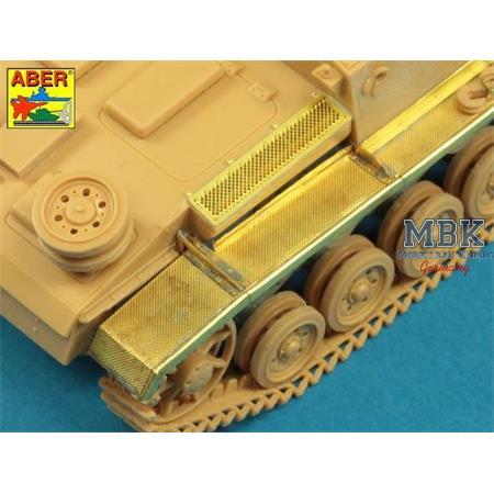 Fenders for Stug.III, Ausf.G