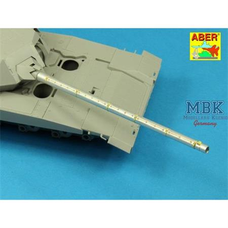 Armament for Russian MBT T-14  125mm & 12,7mm MG