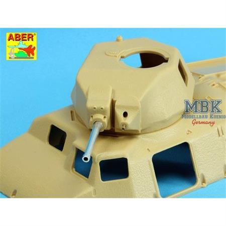 Armament for French Medium Tank Somua S35
