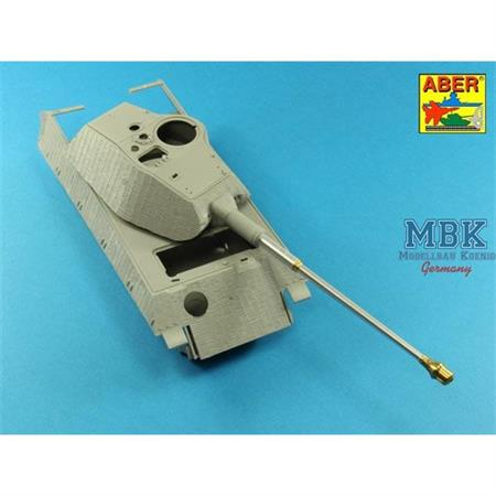 8,8cm KwK43 L/71 Tiger B Porsche LATE  for Takom