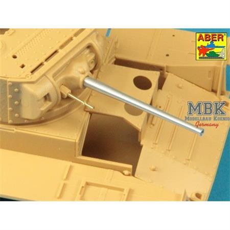 Early Barrel Valentine Mk.II od. Matilda Mk.III/IV
