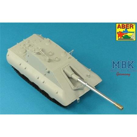 170mm Barrel for German Jagdpanzer E-100
