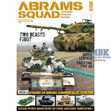 Abrams Squad #11