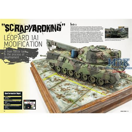 Abrams Squad #30