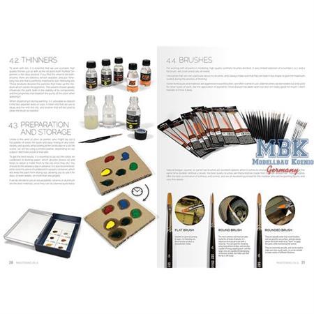 Mastering Oils #1  (english)