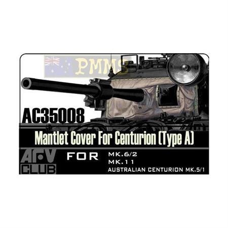 Mantel Cover for Centurion Typ A