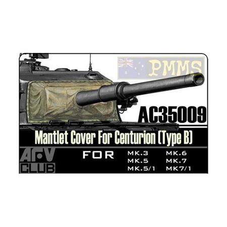 Mantel Cover for Centurion Typ B
