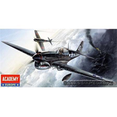 P-40 M/N Warhawk