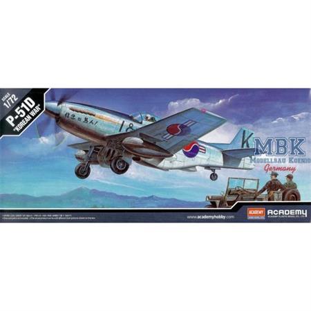"""F-51D Mustang \""""Korean War\"""""""