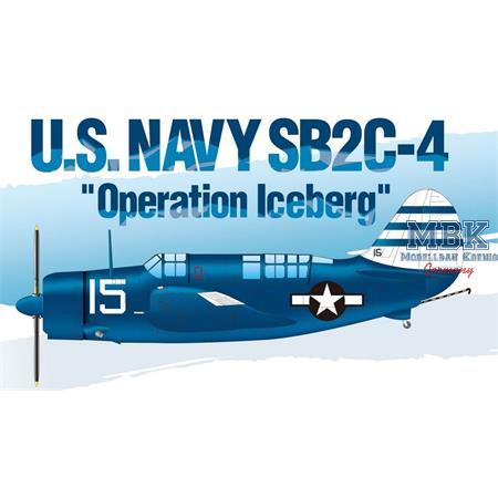 "SB2C-4 Helldiver ""Operation Iceberg"" Lim. edition"