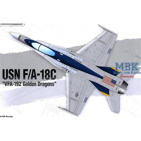 USN F/A-18C VFA-192 Golden Dragons