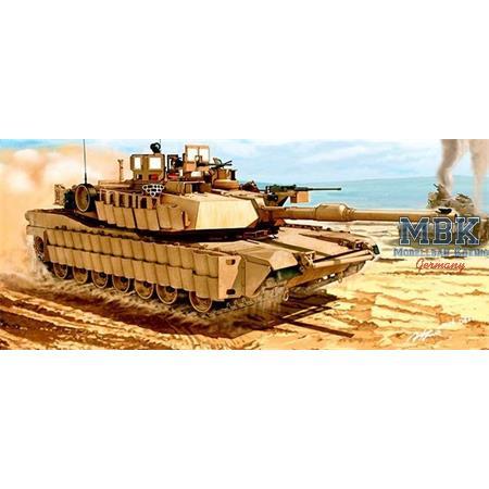 US ARMY M1A2 Abrams  TUSK II