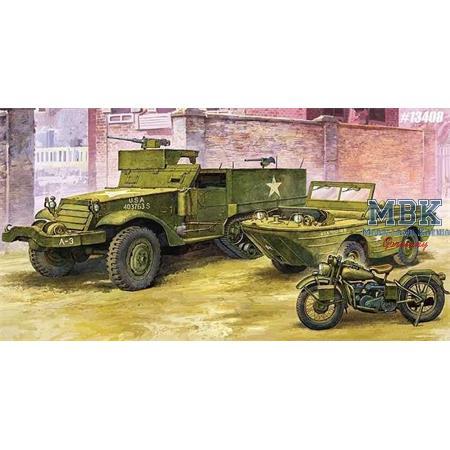 US Vehicle Set