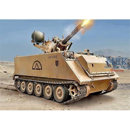 M163 Vulcan Air Defense System