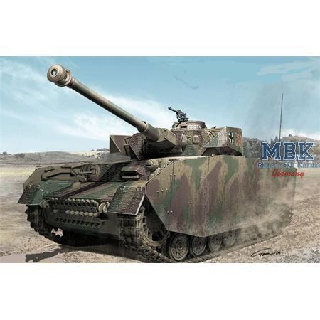 Panzer IV Ausf. H Mid