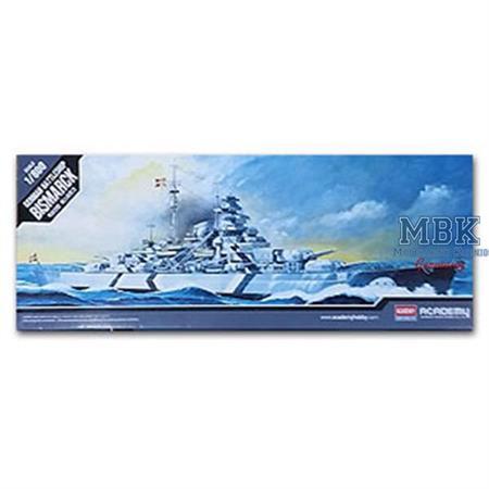 Bismarck 1:800 (Static)