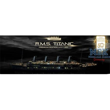 RMS Titanic  - Premium Edition With LED