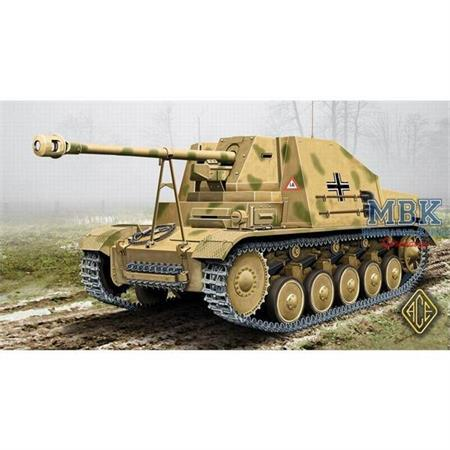 SdKfz.131 Marder II