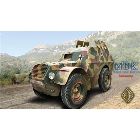 Autoprotetto S.37 (Armored Car)