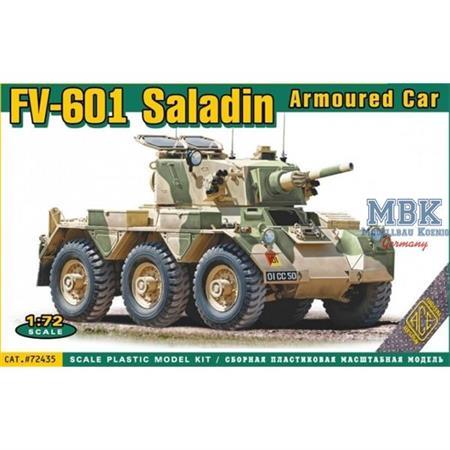 FV-601 Saladin Armoured Car