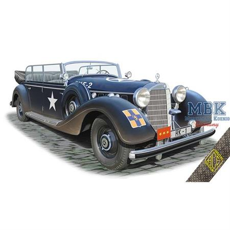 770K (W-150) Offener Tourenwagen