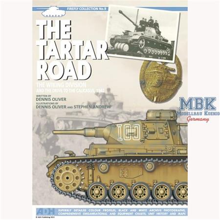 The Tartar Road - the Drive to the Caucasus