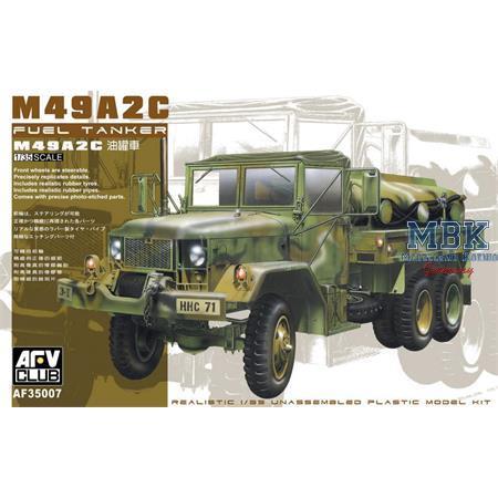 M-49A2C Tank Truck