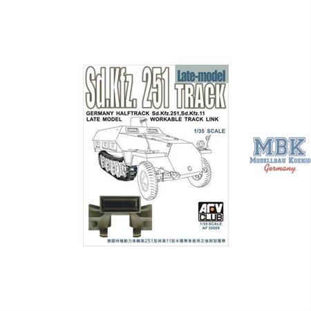 Sd.Kfz. 251 late Model (Ketten / Tracks)