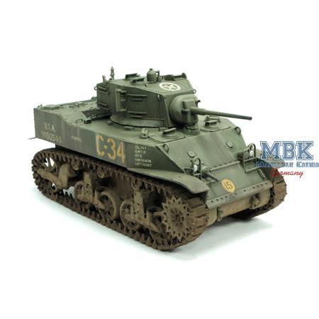 M5A1 Stuart light Tank (early)