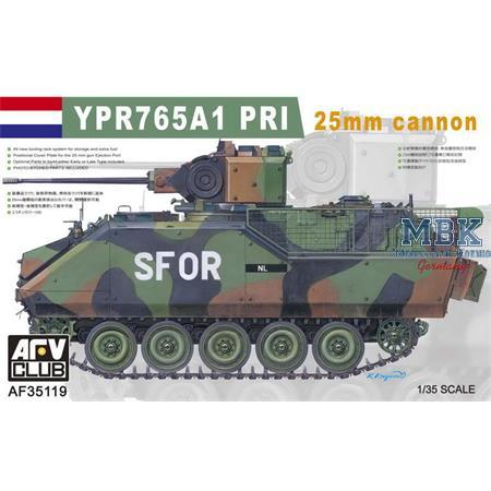YPR 765A1 SFOR