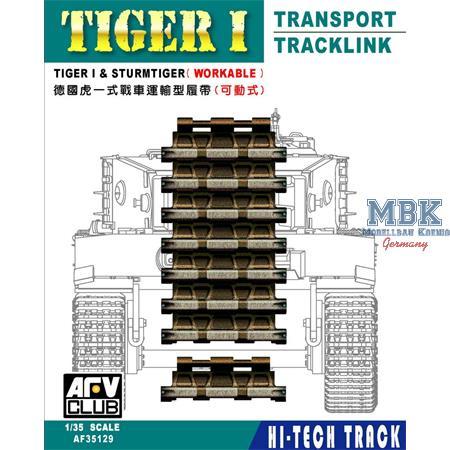 Tiger I & Sturmtiger Transport Track (workable)