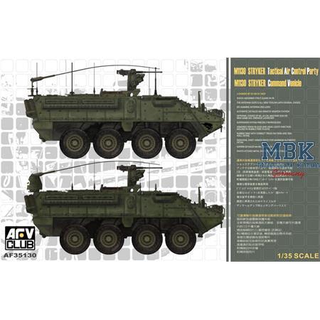 M1130 Stryker Command Vehicle CV/TACP