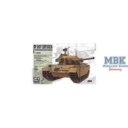 """IDF \""""SHOT\"""" Centurion Mk.5"""