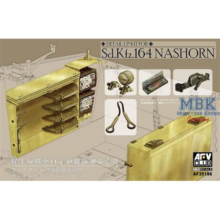 Sd.Kfz. 164 Nashorn Detail Up Set