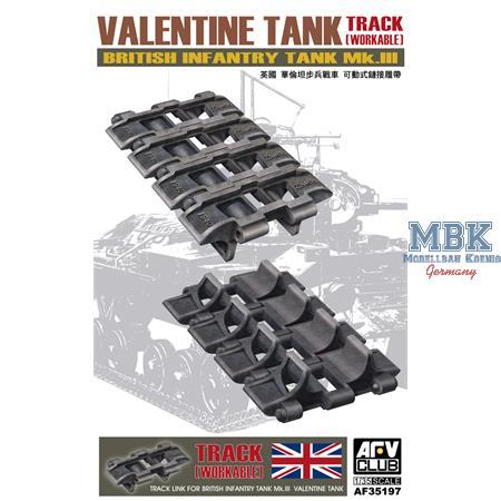 Valentine workable track