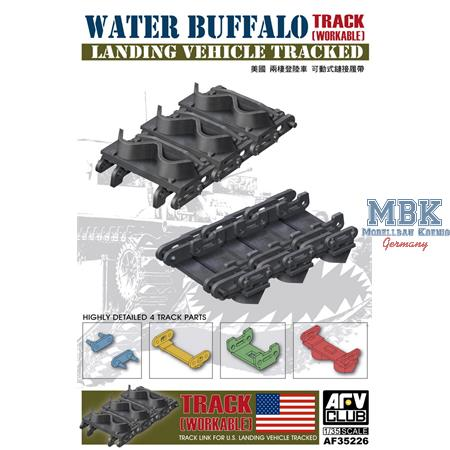 LVT Water Buffalo workable track