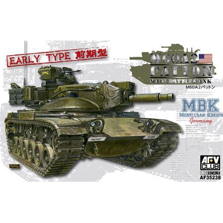 M60A2 Patton  Main battle Tank Early Type