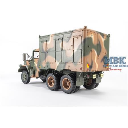 M109A3 2.5-Ton 6×6 Shop Van