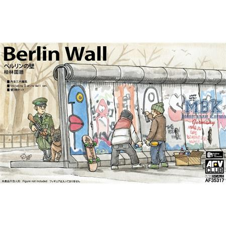 Berlin Wall ( 3units wall set)