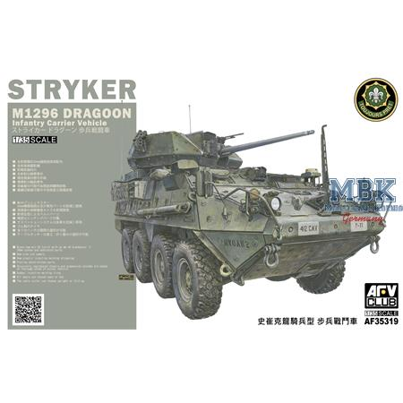 M1296 Stryker Dragoon Infantry Fighting Vehicle