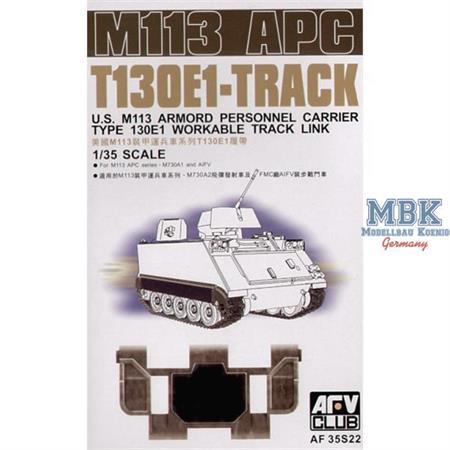 M113 - Einzelkettenglieder