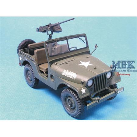 M38A1 1/4 ton Jeep