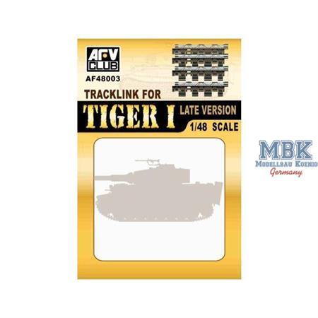 Tiger I late Einzelgliederkette